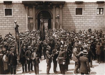 F_Germanor 1917_plaça Sant Jaume