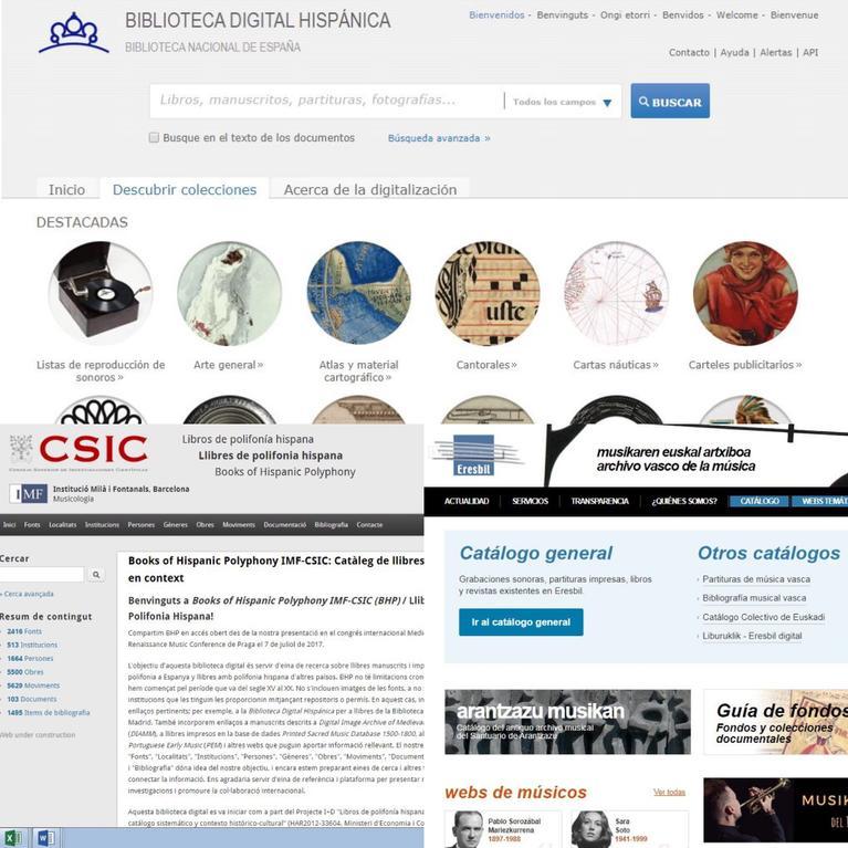 Recursos - Catàlegs nacionals (interior)