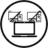 Icona protocol - Ordinadors