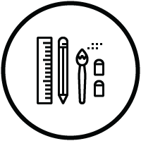 Icona protocol - Material