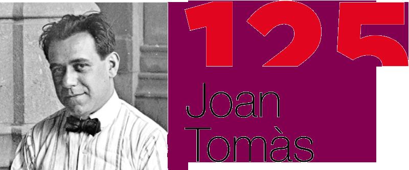 Expo Joan Tomàs